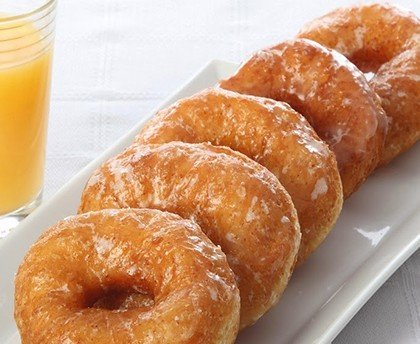 Donuts Caseros con Harina de Fuerza HARIMSA