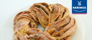 Kringle con Harina Harimsa