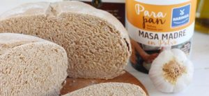 Pan de espelta integral con masa madre