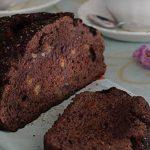 Pan de chocolate con harina HARIMSA de quinoa