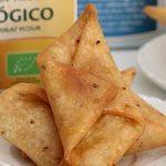 Pestiños con harina de trigo ecológico de espelta Harimsa