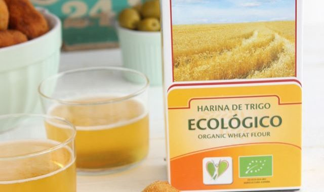 Croquetas de Pollo con Harina Ecológica Harimsa