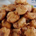 Buñuelos de higos secos con harina de avena Harimsa