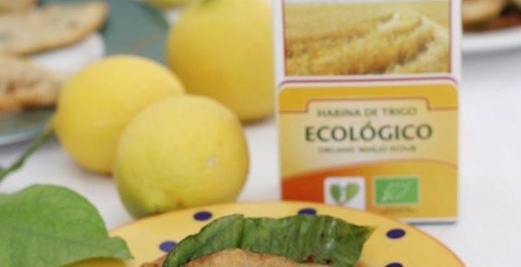 Paparajote con harina de trigo ecológico Harimsa