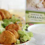 Faláfel Con Harina De Garbanzo Harimsa